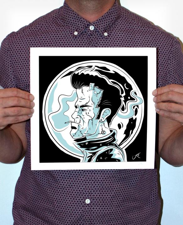 Frank Print