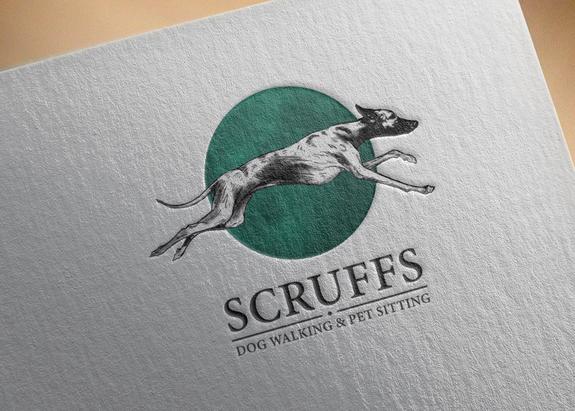 Scruffs Print