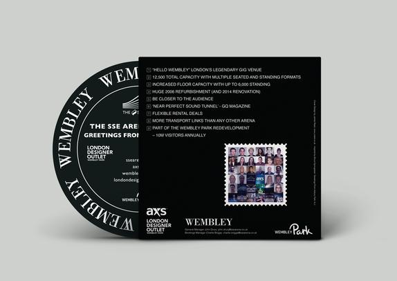 Wembley - Vinyl Back