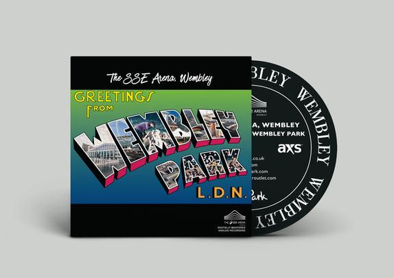 Wembley - Vinyl Front