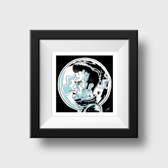 Frank-Framed