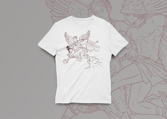 Stilettos & Shinpads T-Shirt