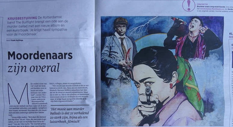 article in Trouw.