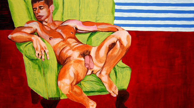 the Armchair (2018) sold