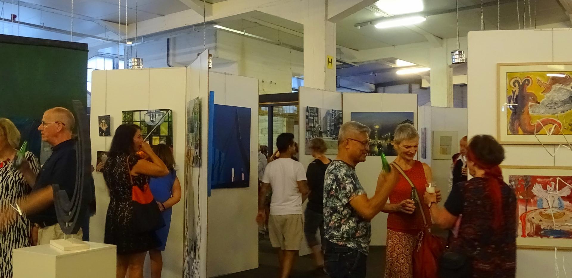 Exposition Fenixloods,Rotterdam 2019