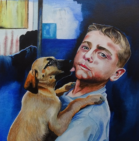 Boy and his dog (2020)