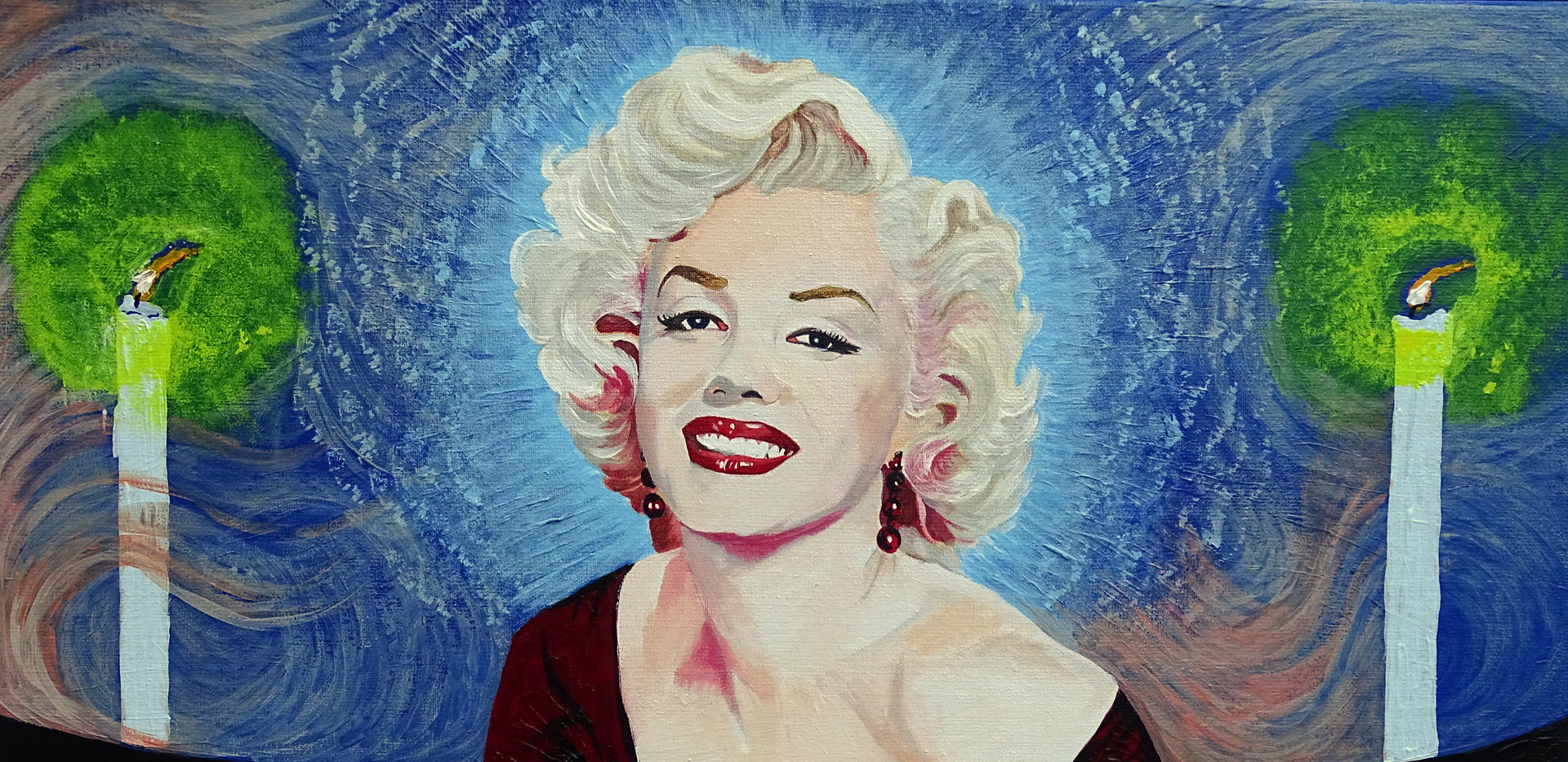 Marilyn,Candle in the Wind