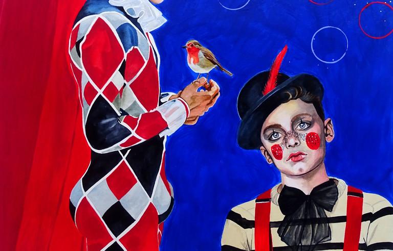 Sad Young Clowns (2020)
