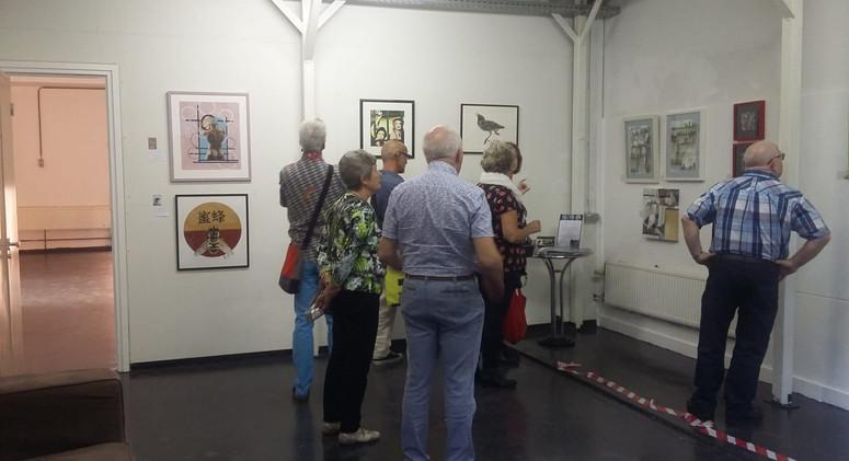 Kunstroute solo exhibition