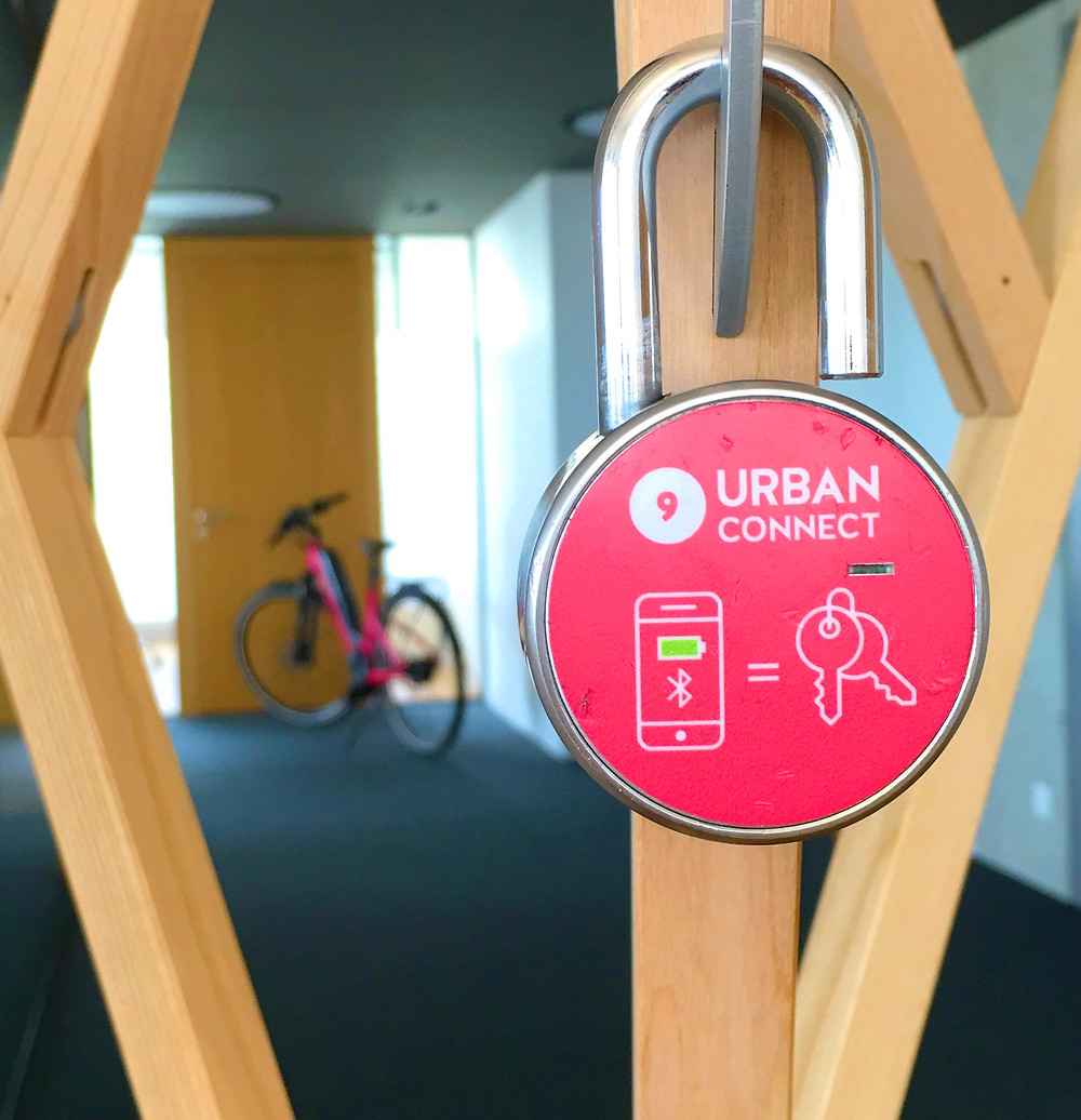 Our Bluetooth Smart-Lock