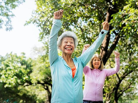 6 Benefits In Joining A Walking Group