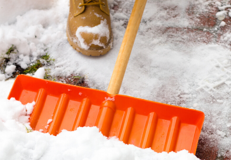 Shovelling Tips to Help Prevent Injury