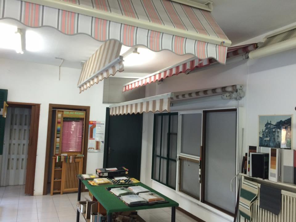 T.T..e Showroom di schermature solari