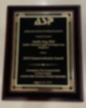 2019 Conservationist Award (ASP)
