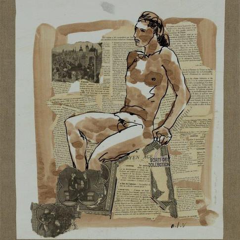 Tristan 55x46 Encre brou collage papier.jpg