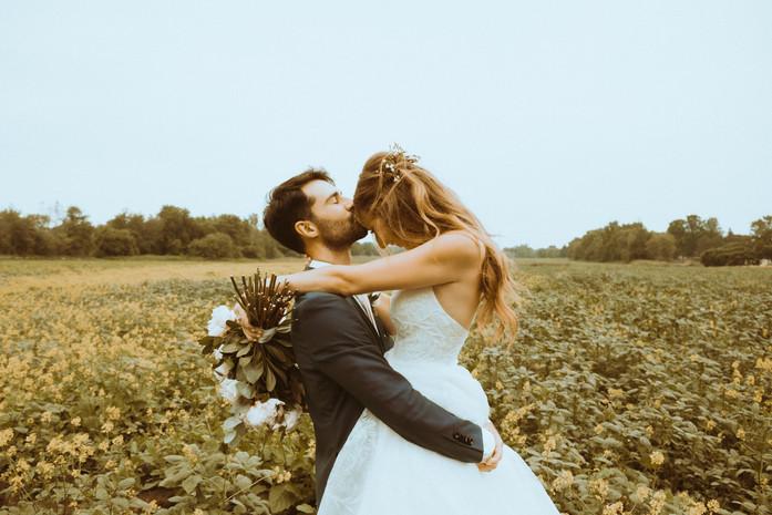 COLIN + ERIN'S MICRO WEDDING