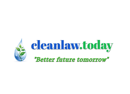 Clean Law _ better future tomorrow