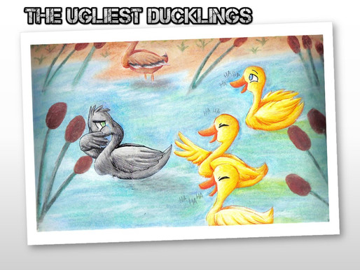 Today's Freak Show - Another Tale of The Ugliest Ducklings