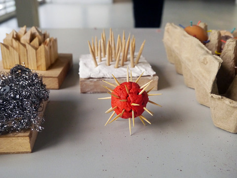 tactile materials experience