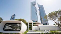 material inspiration 3D print hub Dubai