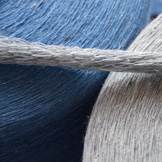 recycled fibres - materials research and design