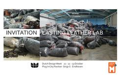 Lasting Leather Lab  DDW 2019