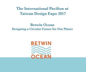 PRECIOUS WASTE IN EXPO 'BETWIN OCEAN' - TAIWAN