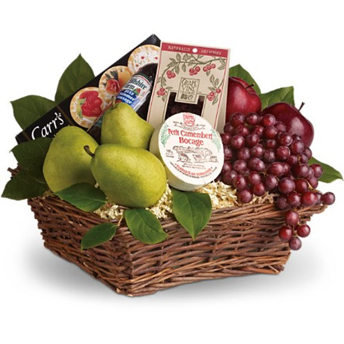 Classic Orchard Fruit Basket
