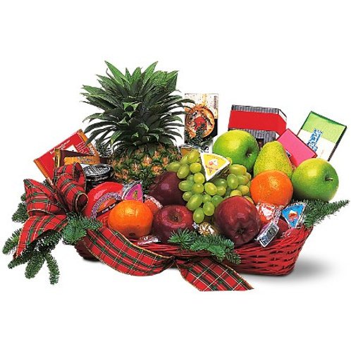 Winter Fruit Basket