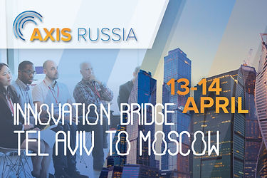 Innovation Bridge: Tel Aviv to Moscow