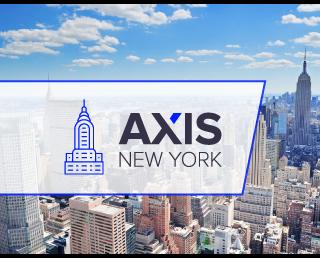 Axis New York 2018