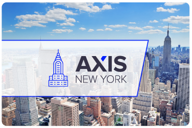 Axis New York 2018
