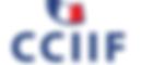 CCIIF Chambre de Commerce et d'industrie Israel-France logo