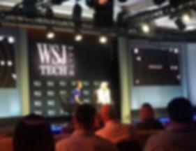WSJ D Live Startup Panel