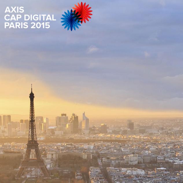 Axis Cap Digital Paris 2015