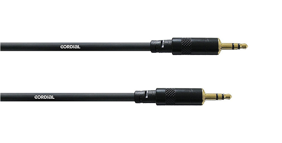 CORDIAL CFS 1.5 WW Professional Audio Cable - 1.5 mtrs