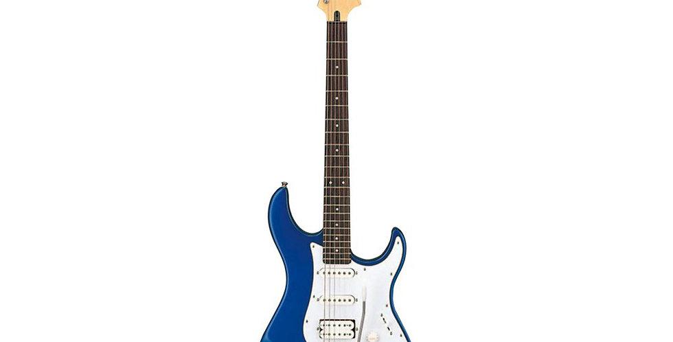 YAMAHA PACIFICA 012 ELECTRIC GUITAR - METALLIC DARK BLUE