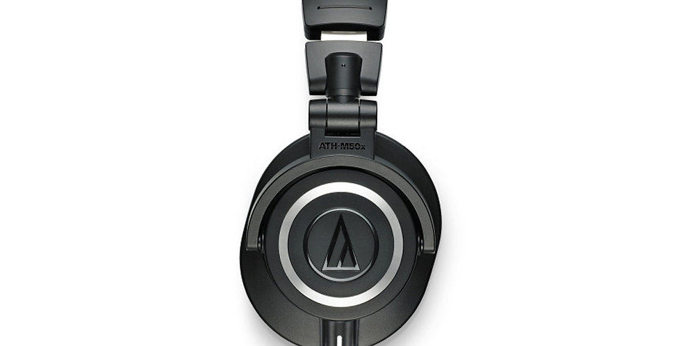 AUDIO TECHNICA ATH-M50x Professional Closed-Back Reference Headphones