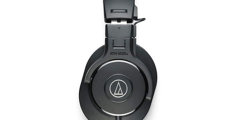 AUDIO TECHNICA ATH-M30x Professional Closed-Back Reference Headphones