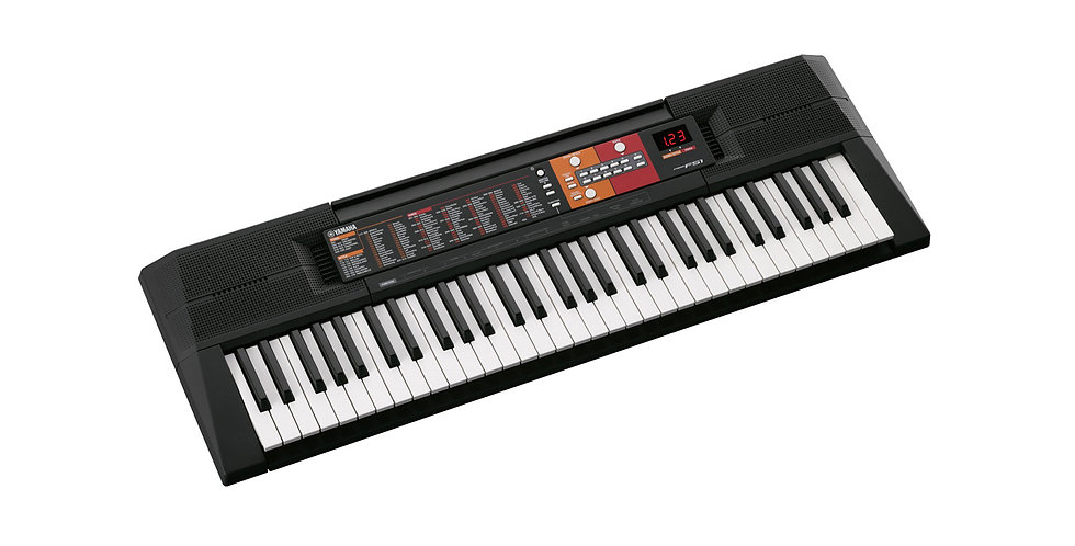 Yamaha PSR-F51, 61-Keys Portable keyboard