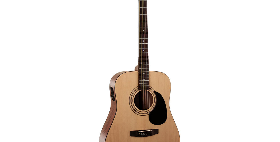 CORT AD810E-OP SEMI-ACOUSTIC GUITAR - NATURAL