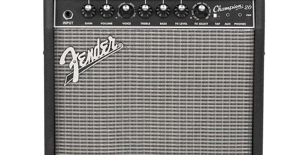 FENDER CHAMPION 20 - 20 WATTS GUITAR AMPLIFIER