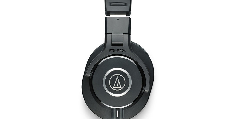 AUDIO TECHNICA ATH-M40x Professional Closed-Back Reference Headphones
