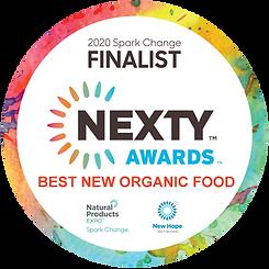 NEXTYAwards_best-new-organic-food_Finali