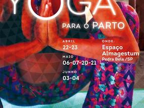 Curso de Formação de Professores em  Yoga para o Parto - 4 fins de semana de Abril a Junho 2017