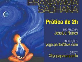 Pranayama Sádhanas (13/Mar, 10/Abr, 08/Mai, 12/Jun e 10/Jul)