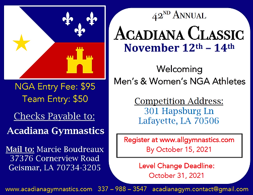 2021 Acadiana Classic.png