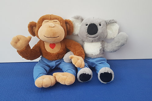 Shala Monkey & Bhala Koala