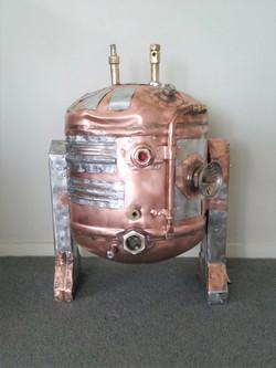 Copper R2D2