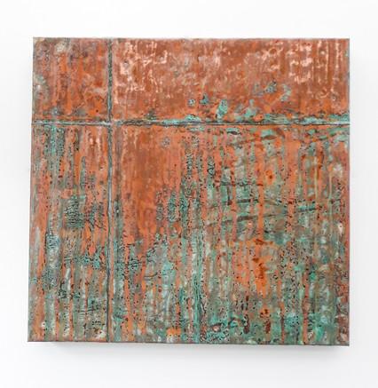 Copper Wall Art 800mmx750mm
